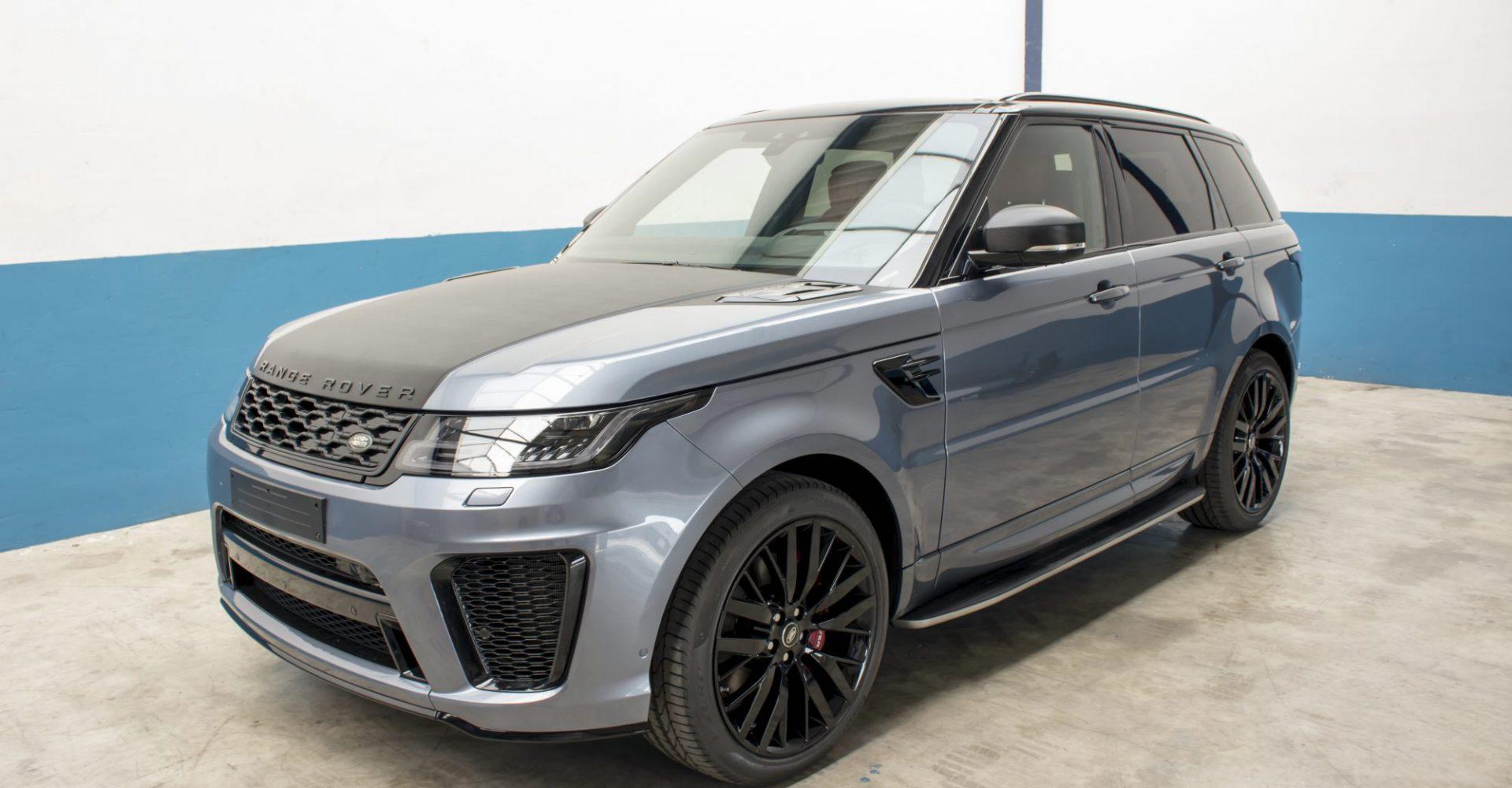 Range Rover Sport - SVR Bodykit | TLM lease